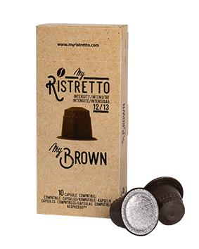 MyBROWN for Nespresso