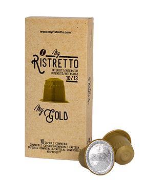 MyGOLD for Nespresso