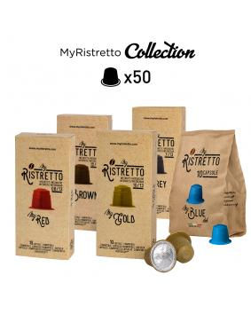 MyRistretto Collection for Nespresso